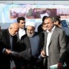 رییسجمهور از خطوط انتقال برق و پست ٢٣٠ کیلو ولت مهدیس اهواز بازدید کرد