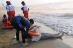 تلاش برای یافتن جسد دو غریق در رودخانه دز