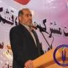در جلسه شورای اداری:  دکتر اسماعیل جلیلی: وزارت نیرو به مردم این منطقه ظلم کرده است و اجازه برداشت آب به کشاورزان را نمی دهد