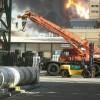 موفق به مهار آتش در برج 8001 و مخزن 2001 شدیم اما آتش سوزی در مخزن C 2001 کماکان ادامه دارد / مردم به شایعاتی که در فضای مجازی منتشر می شود توجه نکنند/هیچ گونه خطری برای شهرهای مجاور ماهشهر و بندر امام وجود ندارد و شرایط کاملا تحت کنترل می باشد