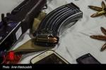 حمله اشرار به کلانتری 22 اهواز و به شهادت رسیدن دو تن از ماموران