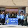 نشست صمیمانه مهندسین عرصه تولید کارخانه آلومینیوم خوزستان با سبز پوشان سپاه پاسداران + تصاویر