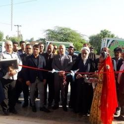 شرکت فرآورده های لبنی در شهرک صنعتی مسجدسلیمان افتتاح شد