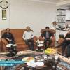عیادت نماینده مردم مسجدسلیمان به همراه جمعی از مدیران شهرستان از پیشکسوت رسانه