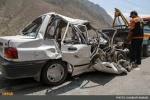 تصادف شدید دو خودرو در دو راهی لالی 6 مصدوم به همراه داشت/ 4 نفر از مصدومین به اهواز اعزام شدند + اسامی