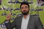 صالحپور باورصاد نهمین کاندیدی که با حضور در فرمانداری مسجدسلیمان برای کاندیداتوری اعلام حضور کرد