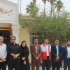 گزارش راستا نیوز از نشست خبری رییس جمعیت هلال احمر با اهالی رسانه مسجدسلیمان