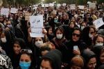تجمع مردم اهواز در اعتراض به قطعي مكرر آب و برق و معضل ريزگردها