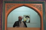 امام جمعه موقت شهرستان لالی: ما مخالف مذاکره نیستیم اما کلید حل مشکلات ما در مذاکرات نیست