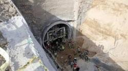 ریزش تونل گردنه چری ۷ کشته و زخمی به جا گذاشت