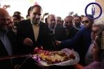 افتتاح بیمارستان 184 تختخوابی مسجدسلیمان با حضور وزیر بهداشت