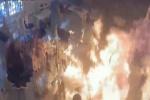 سوختگی شدید عوامل اجرائیات شهرداری اهواز در پی حمله زمینخواران