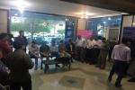تجمع کارکنان آبفار خوزستان در اعتراض به عدم پرداخت حقوق