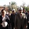 بازدید وزیر بهداشت از بیمارستان ابوذر اهواز
