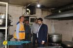 بازدید سرزده نماینده فرماندار و ادارات ذیربط از رستوران های شهرستان مسجدسلیمان+ تصاویر