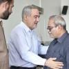 حضور استاندار خوزستان در مراسم ترحیم شادروان علی هویسی