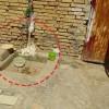 جسد دو کودک با آهک متلاشی شد + عکس
