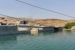 سد گتوند دو روستای مسجدسلیمان را به زیر آب برد + تصاویر
