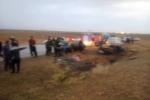 ۵ کشته در تصادف جاده اهواز _مسجدسلیمان