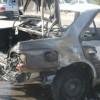 در مسیر شوشتر _ اهواز چهار نفر زنده در آتش سوختند