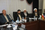 جلسه  شورای هماهنگی بحران با حضور مسولان استانی و شهرستان در مسجدسلیمان برگزار شد