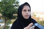 لحظات پایانی میترا صالحی پور برای ثبت نام کاندیدا مجلس به فرمانداری مسجدسلیمان امد