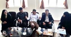 جلسه ی دستیابی به راهکارهای مناسب مردمی در خصوص آسیب شناسی مراسم فواتح، سوگینه خوانی و راه اندازی کاروان های عزاداری در شهرستان مسجدسلیمان برگزار شد