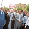 حضور گسترده مردم مسجدسلیمان در راهپیمایی روز قدس+تصاویر