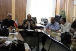 نشست فرماندار با اصحاب رسانه به مناسبت هفته دولت
