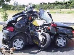 عدم توجه به جلو؛ دلیل اصلی تصادفها در خوزستان