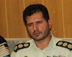 پیام تبریک فرمانده انتظامی شهرستان مسجدسلیمان به مناسبت هفته قوه قضائیه